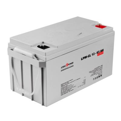 Аккумулятор LogicPower LPM-GL12-65