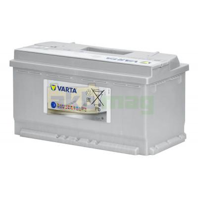 Автомобильный аккумулятор Varta 6СТ-100 H3 Silver Dynamic
