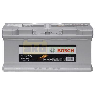 Автомобильный аккумулятор Bosch 6СТ-110 S5 015 0092S50150