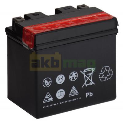 Мото аккумулятор Exide 6СТ-6 YTZ7-BS/ETZ7-BS