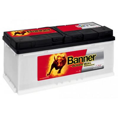 Автомобильный аккумулятор  Banner 6СТ-110 Power Bull Pro P11040