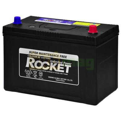 Автомобильный аккумулятор Rocket 6СТ-90 NX120-7L