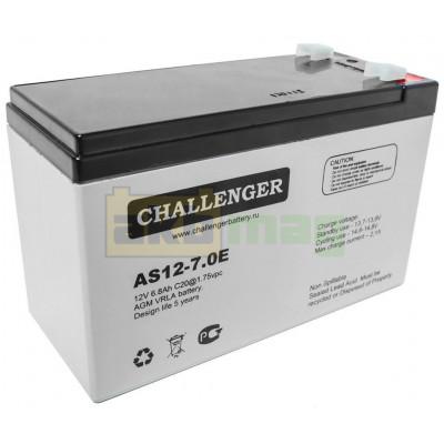 Аккумулятор Challenger AS12-7.0