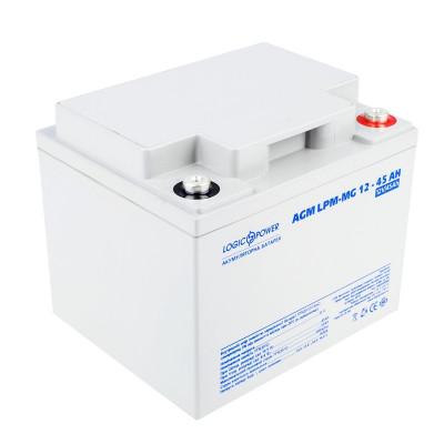 Аккумулятор LogicPower LPM-MG12-45
