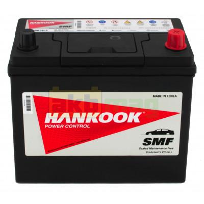 Автомобильный аккумулятор Hankook 6СТ-48 SMF 60B24LS