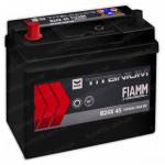 Fiamm 6СТ-45 Titanium Black