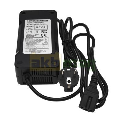 Зарядное устройство LogicPower LiFePO4 24V 5A