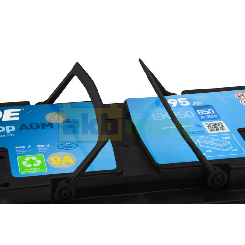 Автомобильный аккумулятор Exide 6СТ-95 Start-Stop AGM EK950