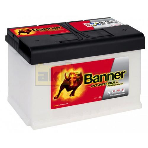 Автомобильный аккумулятор Banner 6СТ-84 Power Bull Pro P8440