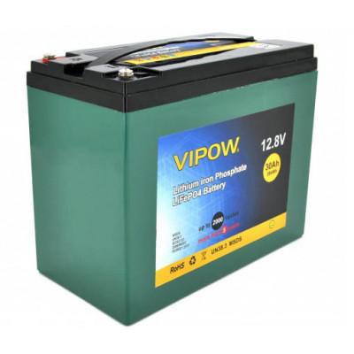 Аккумулятор Vipow LiFePO4 12V 30AH (BMS 25)