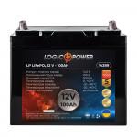 LogicPower 12V 100AH R LiFePO4
