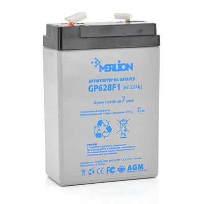 Аккумулятор Merlion GP628F1