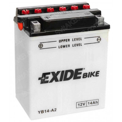 Мото аккумулятор Exide 6СТ-14 EB14-A2