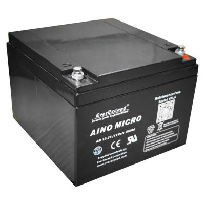 Аккумулятор EverExceed AM12-26 AINO MICRO