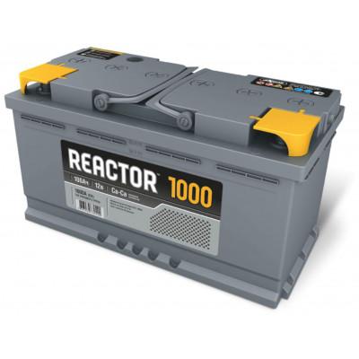 Автомобильный аккумулятор Reactor 6СТ-100