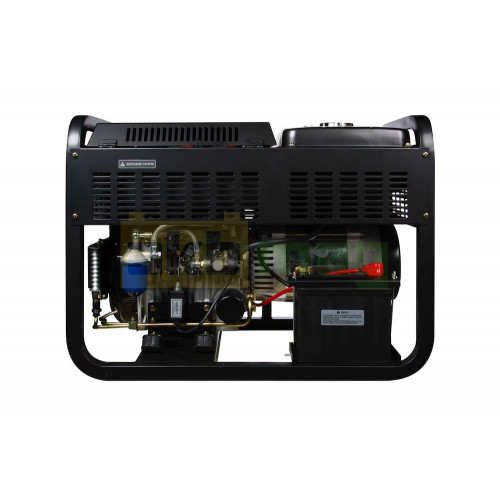 Дизельный генератор Hyundai DHY 12000LE