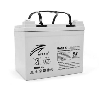 Аккумулятор Ritar RA12-33