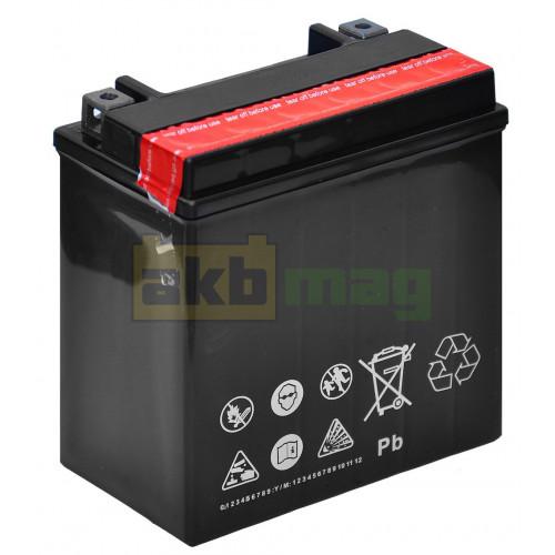 Мото аккумулятор Exide 6СТ-14 ETX16-BS