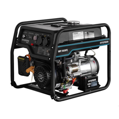 Бензиновый генератор Hyundai HHY 5020FE