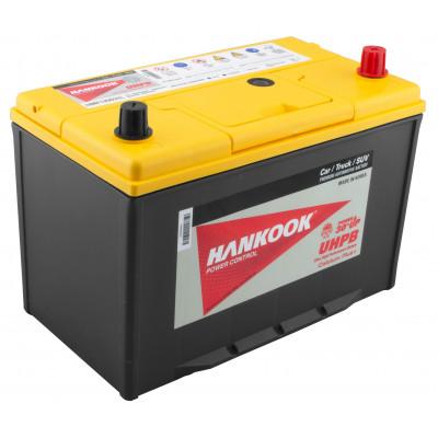 Автомобильный аккумулятор Hankook 6СТ-100 UMF 135D31L