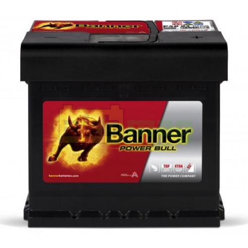 Автомобильный аккумулятор Banner 6СТ-50 Power Bull P5003