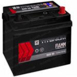 Fiamm 6СТ-50 Titanium Black