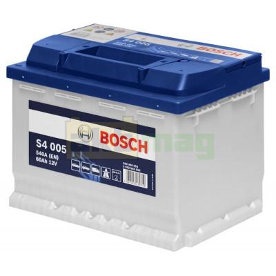 Автомобильный аккумулятор Bosch 6СТ-60 S4 005 0092S40050