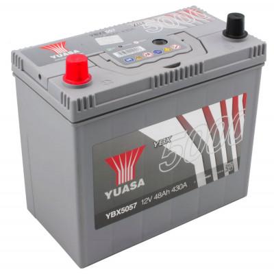 Автомобильный аккумулятор Yuasa 6СТ-48 SHP YBX5057