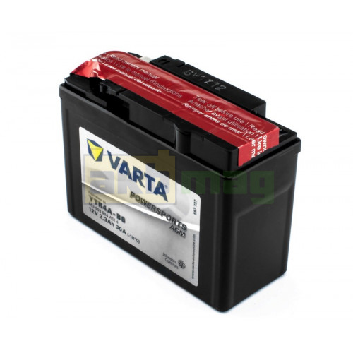 Мото аккумулятор Varta 6СТ-2,3 PowerSports AGM YTR4A-BS