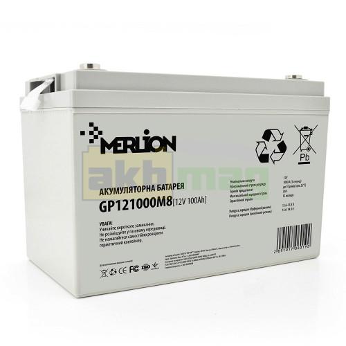 Аккумулятор Merlion GP121000M8